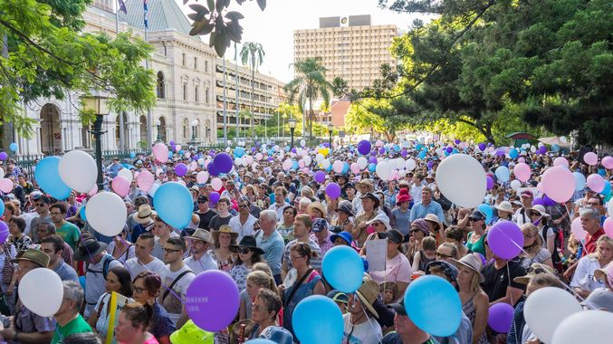 Statement on Queensland Abortion Laws