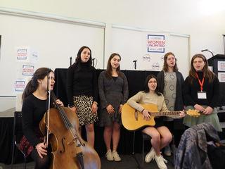 Yavneh Senior Vocal Ensemble