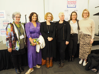 Women in Business Panel after