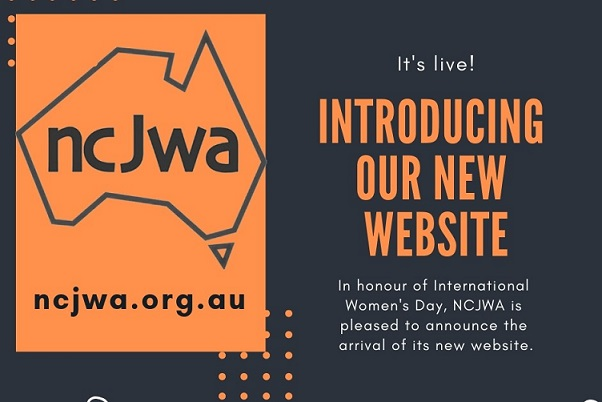 NCJWA launches new website