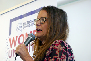 Keynote Speaker on Gender Stereotyping