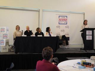 Women in Business Panel gets underway