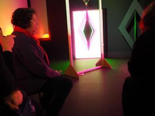 Art installation at JAHM